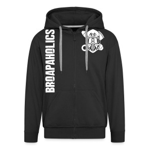 Limited edition Zipped Hoodie - Men's Premium Hooded Jacket