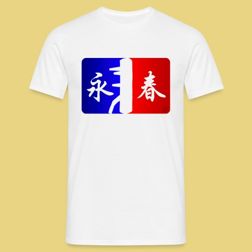 Dummy League - Men's T-Shirt