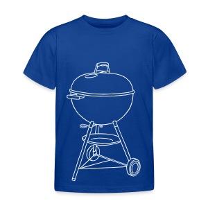 Grill - Kinder T-Shirt