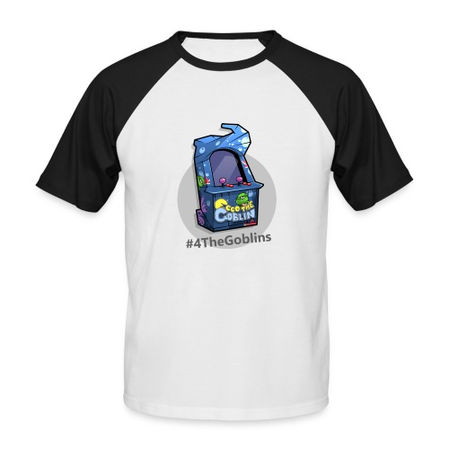 Tshirt #4TheGoblins - Men's Baseball T-Shirt