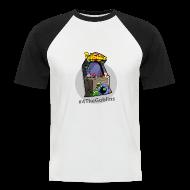 T-Shirts ~ Men's Baseball T-Shirt ~ Tshirt #4TheGoblins