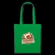 Bags & Backpacks ~ Tote Bag ~ Tote Bag Hungry Cat Mahjong