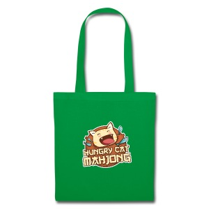 Tote Bag Hungry Cat Mahjong - Tote Bag