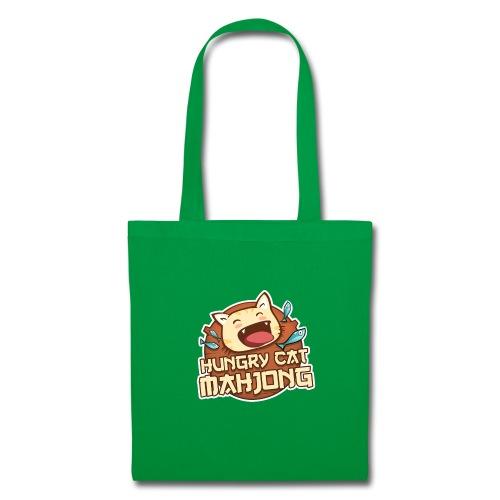 Tote Bag Hungry Cat Mahjong - Tote Bag