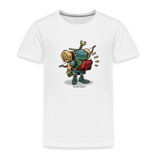Tshirt Tuesday Quest (Kid) - Kids' Premium T-Shirt