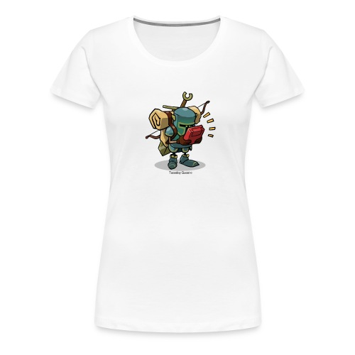 Tshirt Tuesday Quest (Women) - Women's Premium T-Shirt