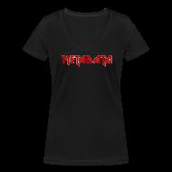 T-Shirts ~ Women's V-Neck T-Shirt ~ METADATA t-shirt