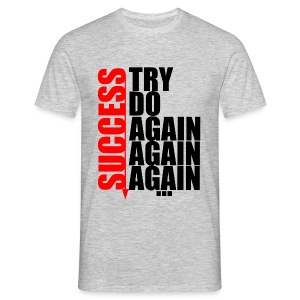 SUCCESS - T-shirt Homme