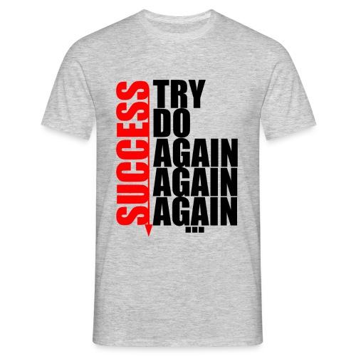 SUCCESS - T-shirt Homme
