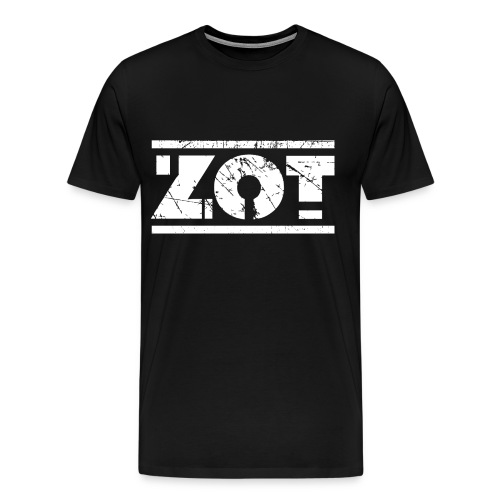 Zone of Tone – ZOT - Männer Premium T-Shirt