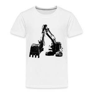Bagger T-Shirts - Kinder Premium T-Shirt