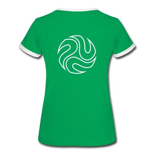 Peter Lynn Lady's tee - Women's Ringer T-Shirt