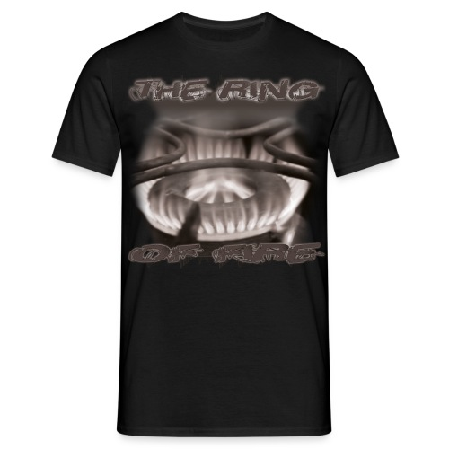 The Ring Of Fire - Männer T-Shirt