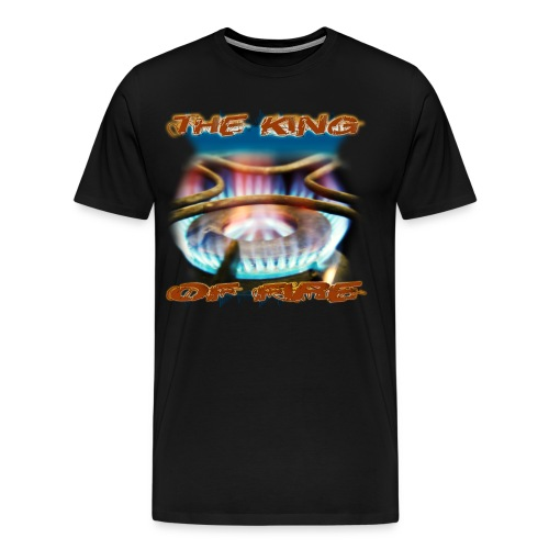 King Of Fire - Movie Look - Männer Premium T-Shirt
