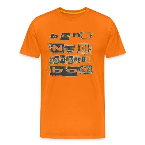 Bon Neu Boy - Männer Premium T-Shirt