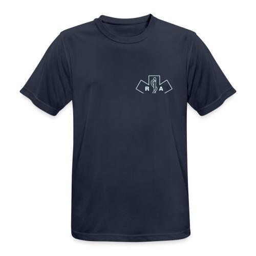 RD-Shirt RettAss - Männer T-Shirt atmungsaktiv