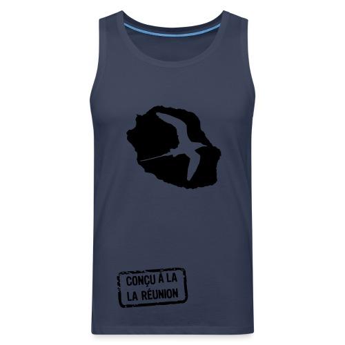 T-Shirt Spécial Réunion - Débardeur Premium Homme