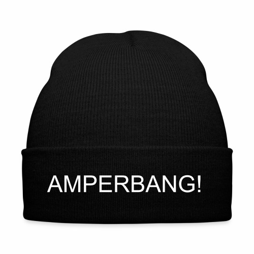 Amperbang hat - Winter Hat