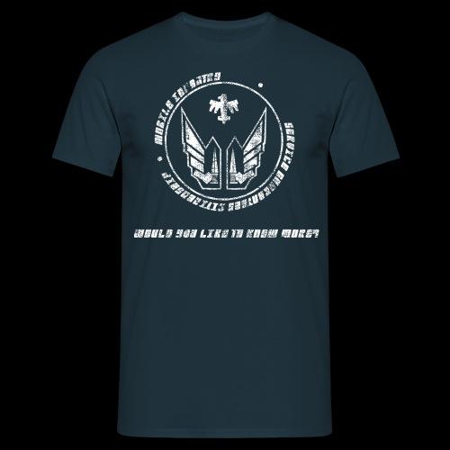 Mobile Infantry - Men's T-Shirt