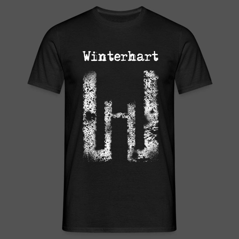 Winterhart - Logo - Männer T-Shirt