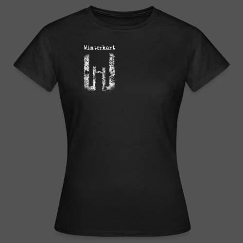 Winterhart - Logo - Frauen T-Shirt