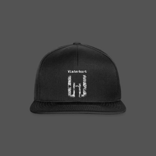 Winterhart - Logo - Snapback Cap