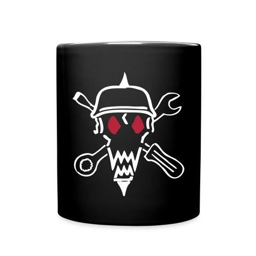 Schwazze Tasse - Tasse einfarbig