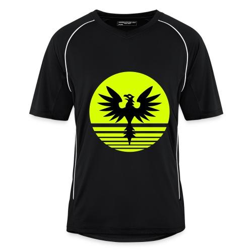 aigle germanique - Maillot de football Homme