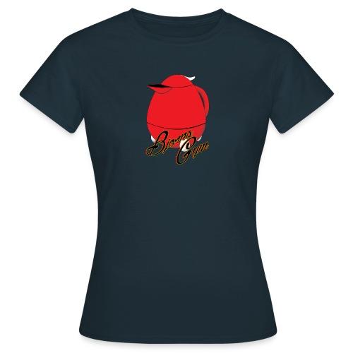 Kaffekanna - T-skjorte for kvinner