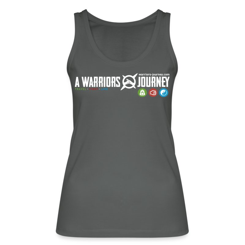 A Warriors Journey Top Women - Frauen Bio Tank Top von Stanley & Stella