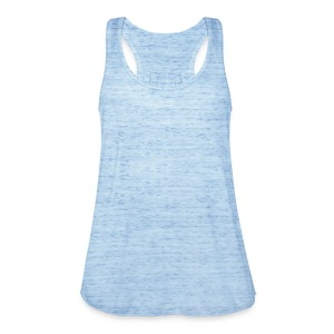 Blue Marble Top - Women's Tank Top by Bella