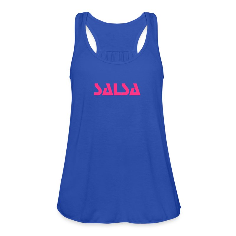 iDanze SALSA top - Women's Tank Top by Bella