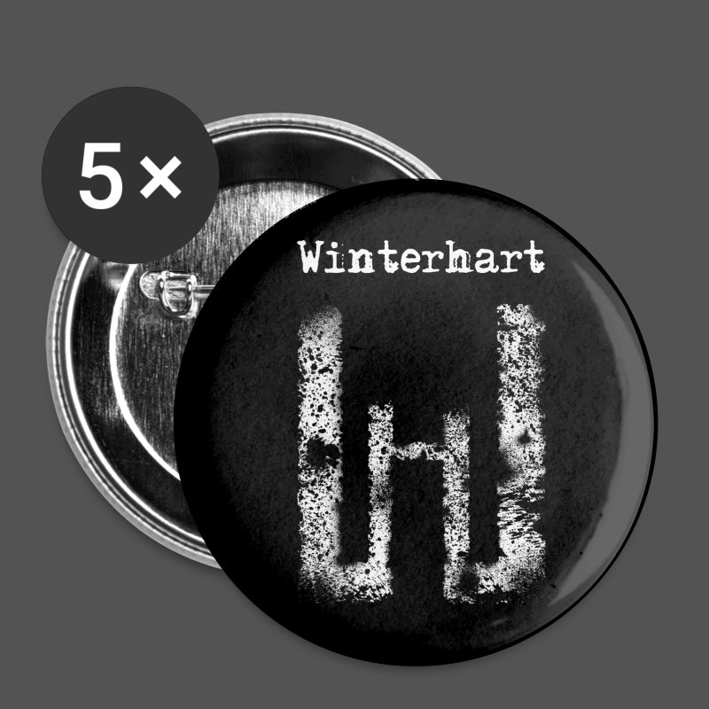 WinterhartLogo2 - Buttons groß 56 mm