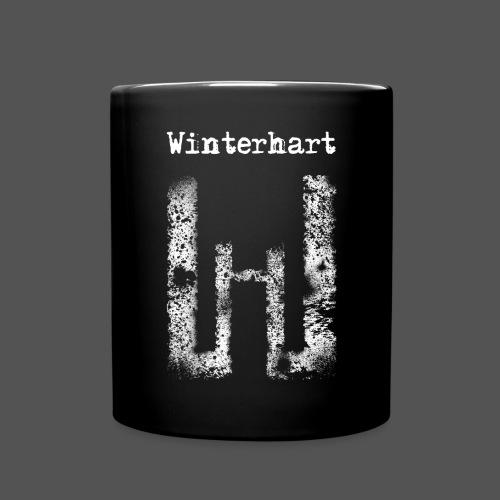 Winterhart - Logo - Tasse einfarbig