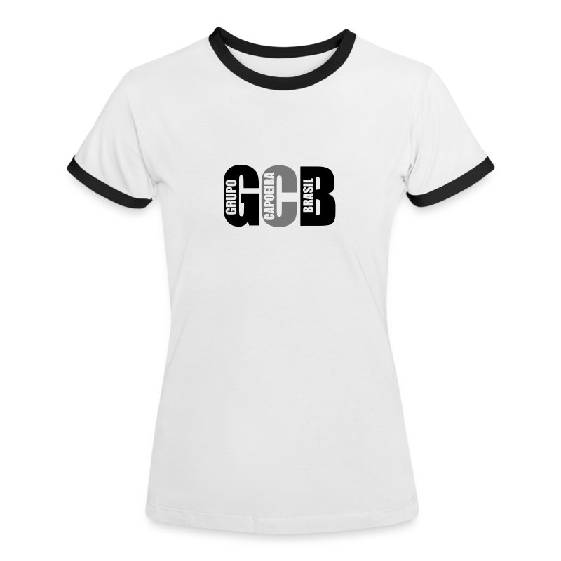 GCB Shirt Lady - Frauen Kontrast-T-Shirt