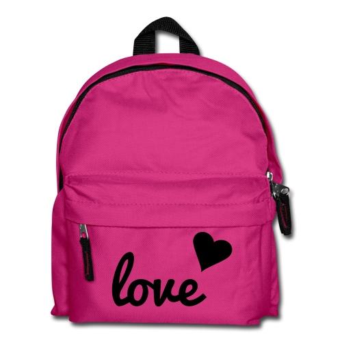 backpack with text - Rugzak voor kinderen
