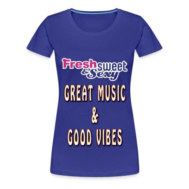 F.S.&.S Women's Classic T-Shirt Ethos Edition 1