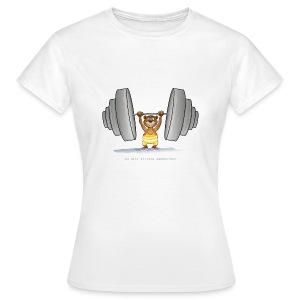 Bärenstark - Frauen T-Shirt - Frauen T-Shirt