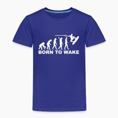Evolution Wakeboard T-Shirts