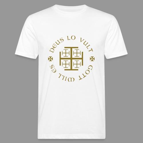 deus bioshirt - Männer Bio-T-Shirt