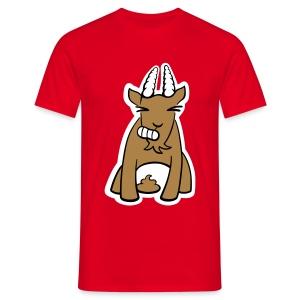 Scheissbock - Männer T-Shirt