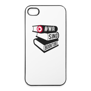 #wirsindbooktube Case - iPhone 4/4s Hard Case
