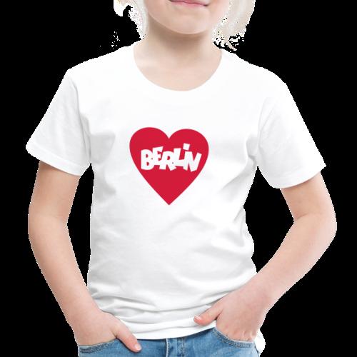 I love Berlin T-Shirt (Kinder) - Kinder Premium T-Shirt