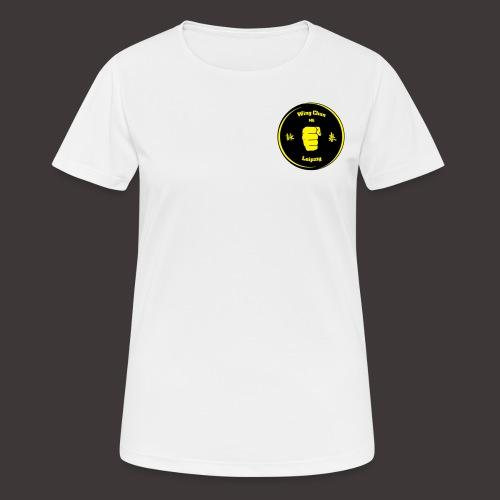 Frauen Funktionsshirt, atmungsaktiv, Polyester - Frauen T-Shirt atmungsaktiv