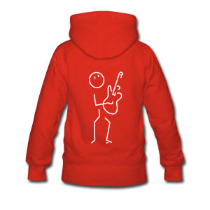 Electric guitar - Women's Premium Hoodie