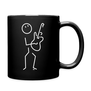 Electric guitar [double-sided] - Full Colour Mug
