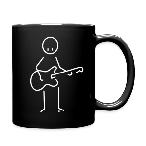 Bass guitar [double-sided] - Full Colour Mug