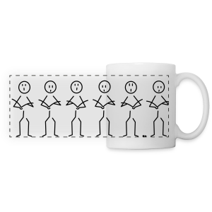 Choir - Panoramic Mug