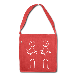 Choir - Shoulder Bag made from recycled material