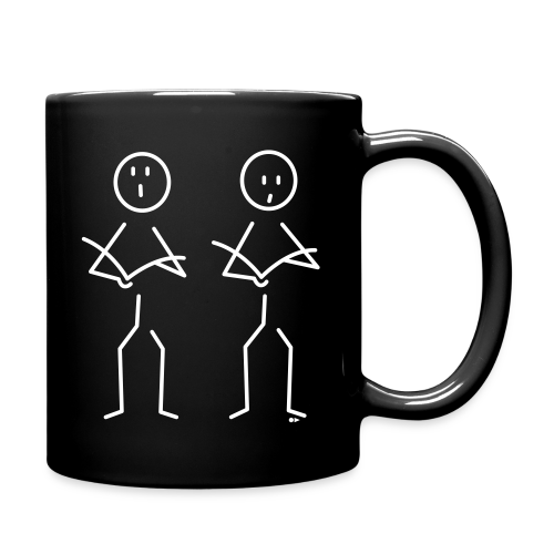 Choir [double-sided] - Full Colour Mug
